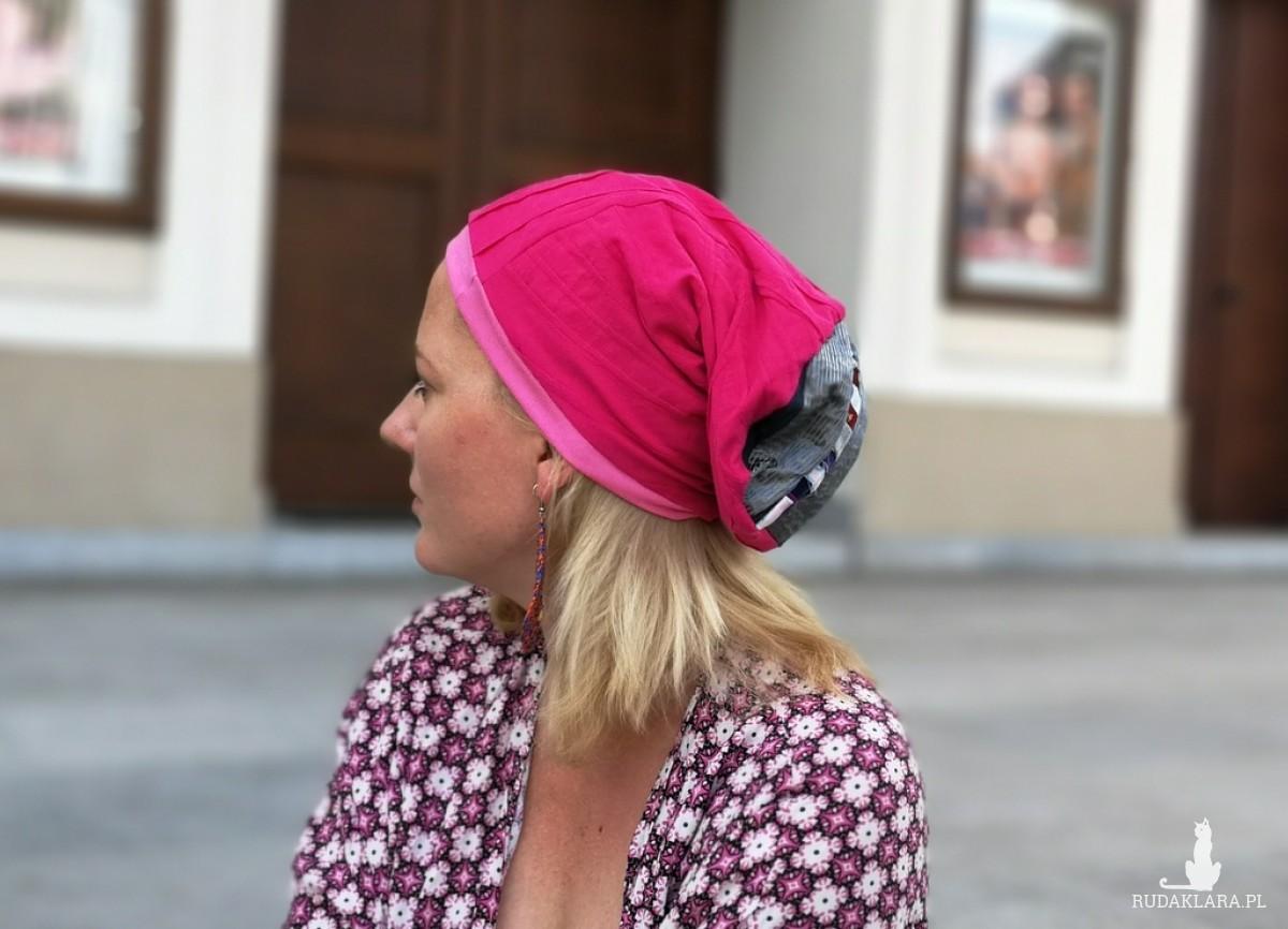 czapka damska dobra na codzienne noszenie