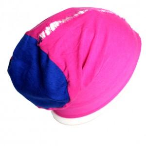 czapka dzianinowa dresowa sportowa