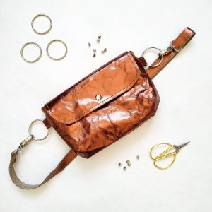 Biodrówka - wygodna torebka na pas