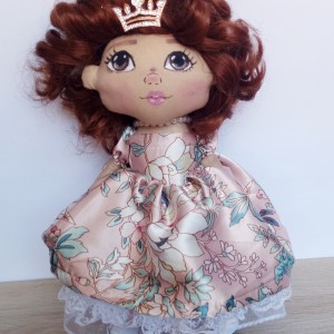 Lalka królewna