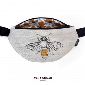 Nerka, saszetka pszczoła - standard