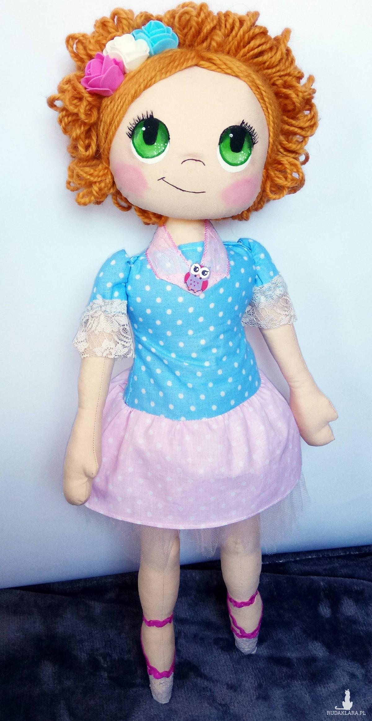 Baletnica lalka duża