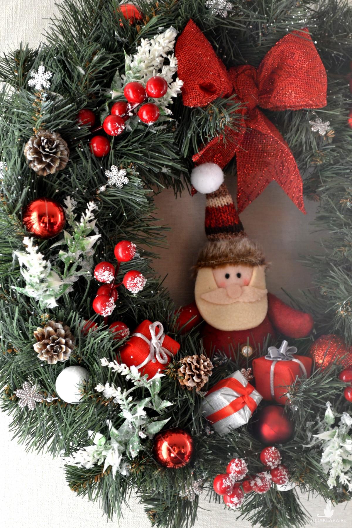 wianek bożonarodzeniowy 2