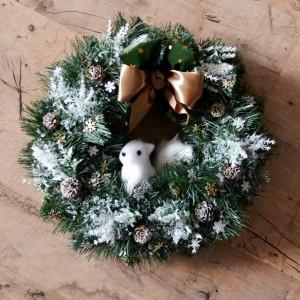 wianek bożonarodzeniowy 3