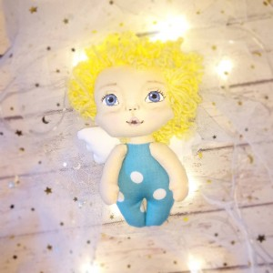 Aniołek stróż dekoracyjny