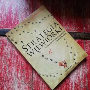 ksiązka strategia wiewiórki