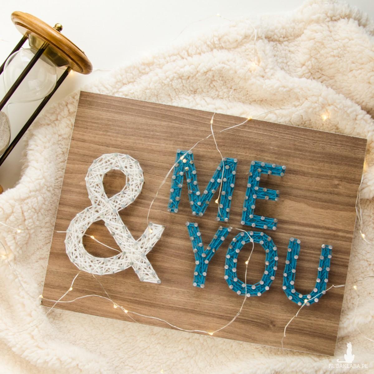 Me and you, Me&you, Rocznika, Para, Zaręczyny, Miłość, Prezent dla Niej