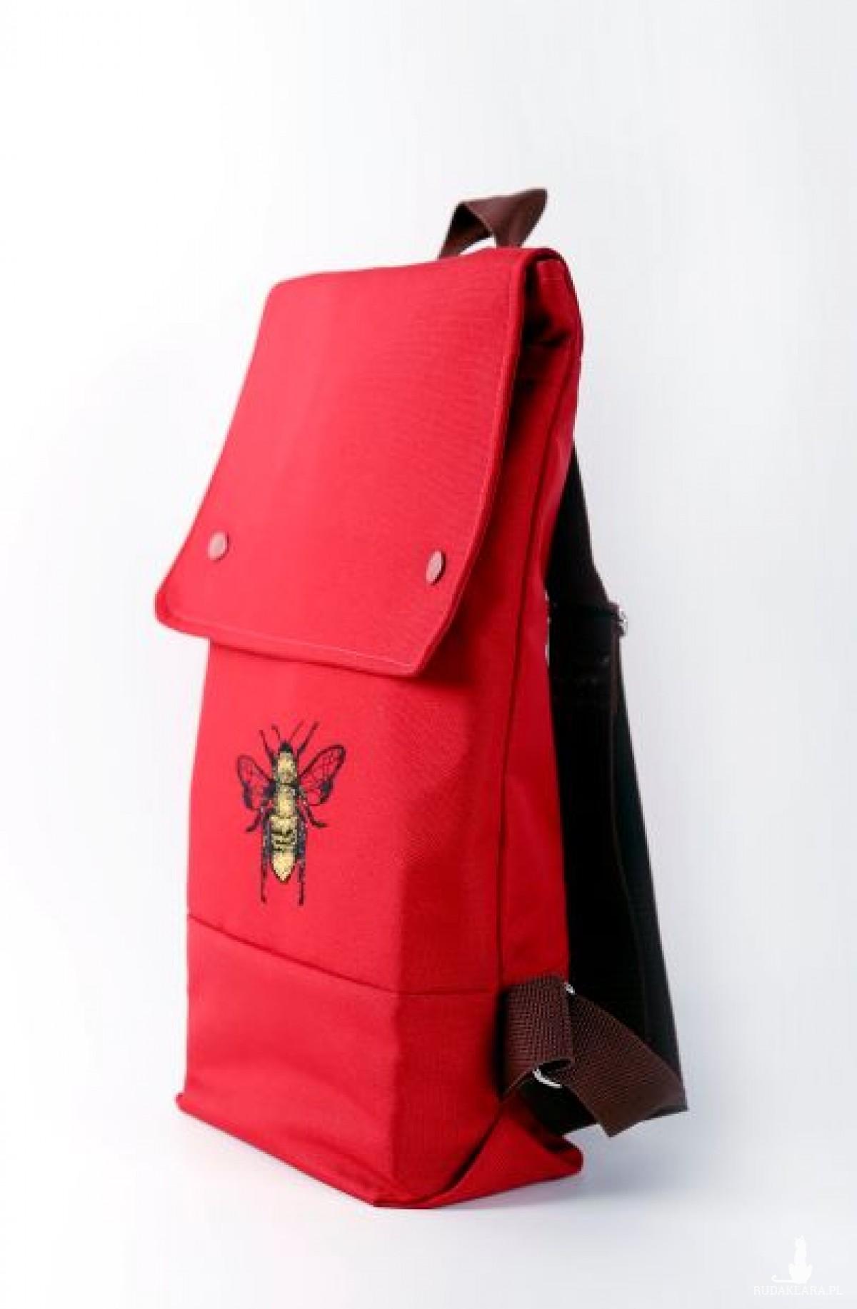 Plecak Chudy