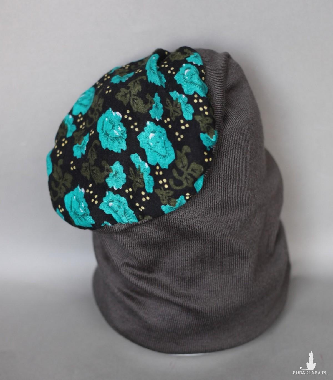 czapka handmade udaje niewiniątko a kopytka jak koźlątko 11