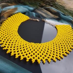 Naszyjnik Krywulka Etno Boho Folk Collar