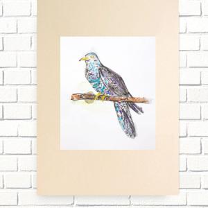 jeż plakat dla dzieci, jeż obrazek do dziecięcego pokoju, ładny plakat z jeżem