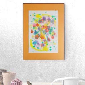 nowoczesna dekoracja na ścianę, abstrakcyjna grafika do pokoju