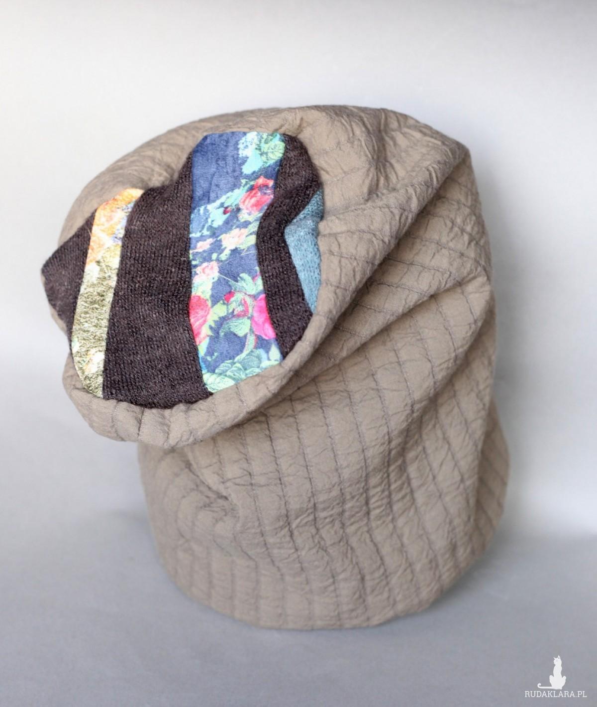 czapka handmade rzeźnikowi spod pachy szedł zapach kiełbachy A1