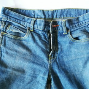 spodnie jeansy denim rozmiar 29/35