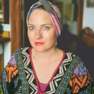 turban kolorowy rozmiar uniwersalny