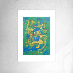minimalizm grafika, abstrakcja do pokoju, dekoracja do loftu