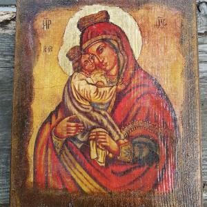 """Obraz """"Matka Boska z Dzieciątkiem"""" - mały"""