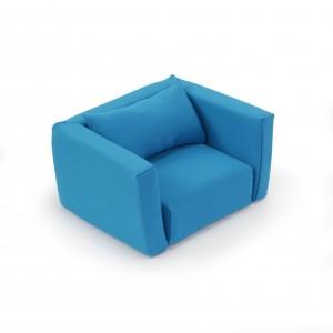 Fotel miękki dla lalek