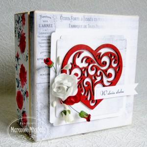 Niezbędnik małżeński, prezent ślubny, Miłość