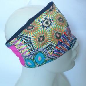 opaska damska podwójna orientalna  handmade
