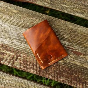 Minimalistyczny portfel na karty