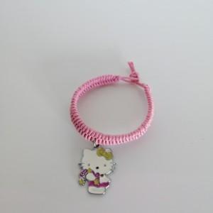 Bransoletka Hello Kitty