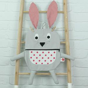 pożeracz piżamy- królik