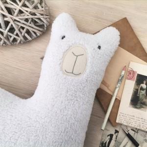 Przytulanka poduszka lama / alpaka