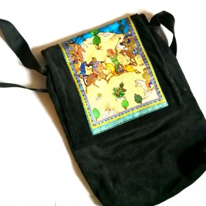 torba artystyczna elegancka w stylu boho