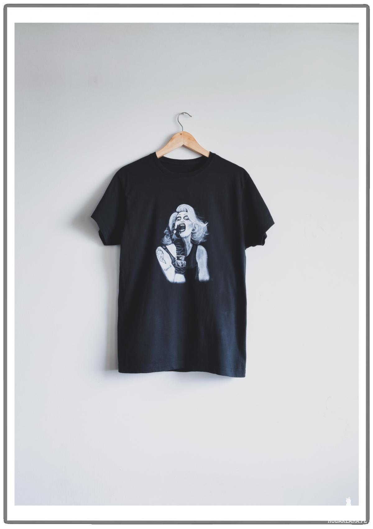 Ręcznie malowana koszulka Drag Queen - na zamówienie