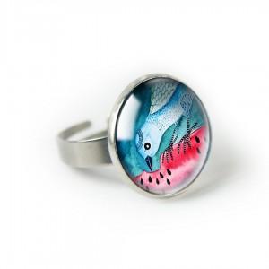 Arbuz - 2 pierścionek