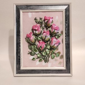 Obrazek - Bukiecik różyczek