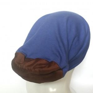 czapka damska długa smerfetka