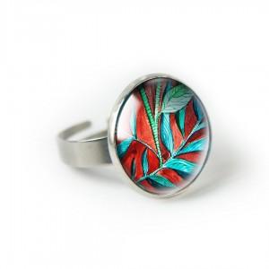 Barok pierścionek