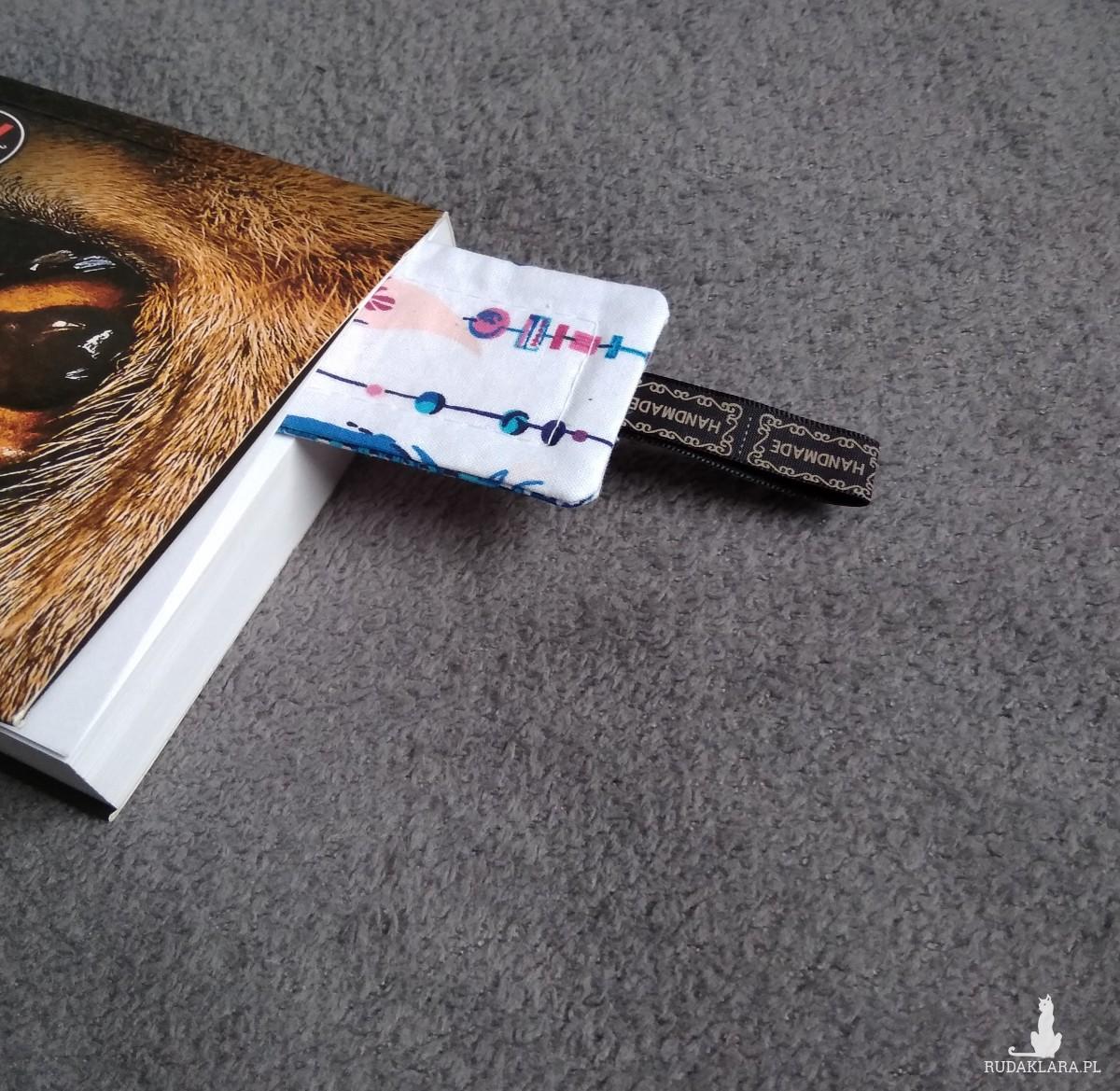Zakładka do książki piórko