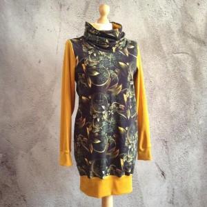 Dresowa sukienka M