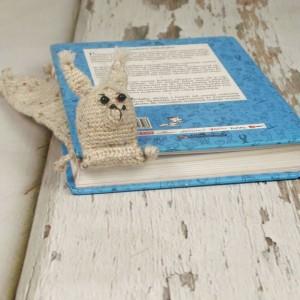 Zaczytana lama - zakładka do książki