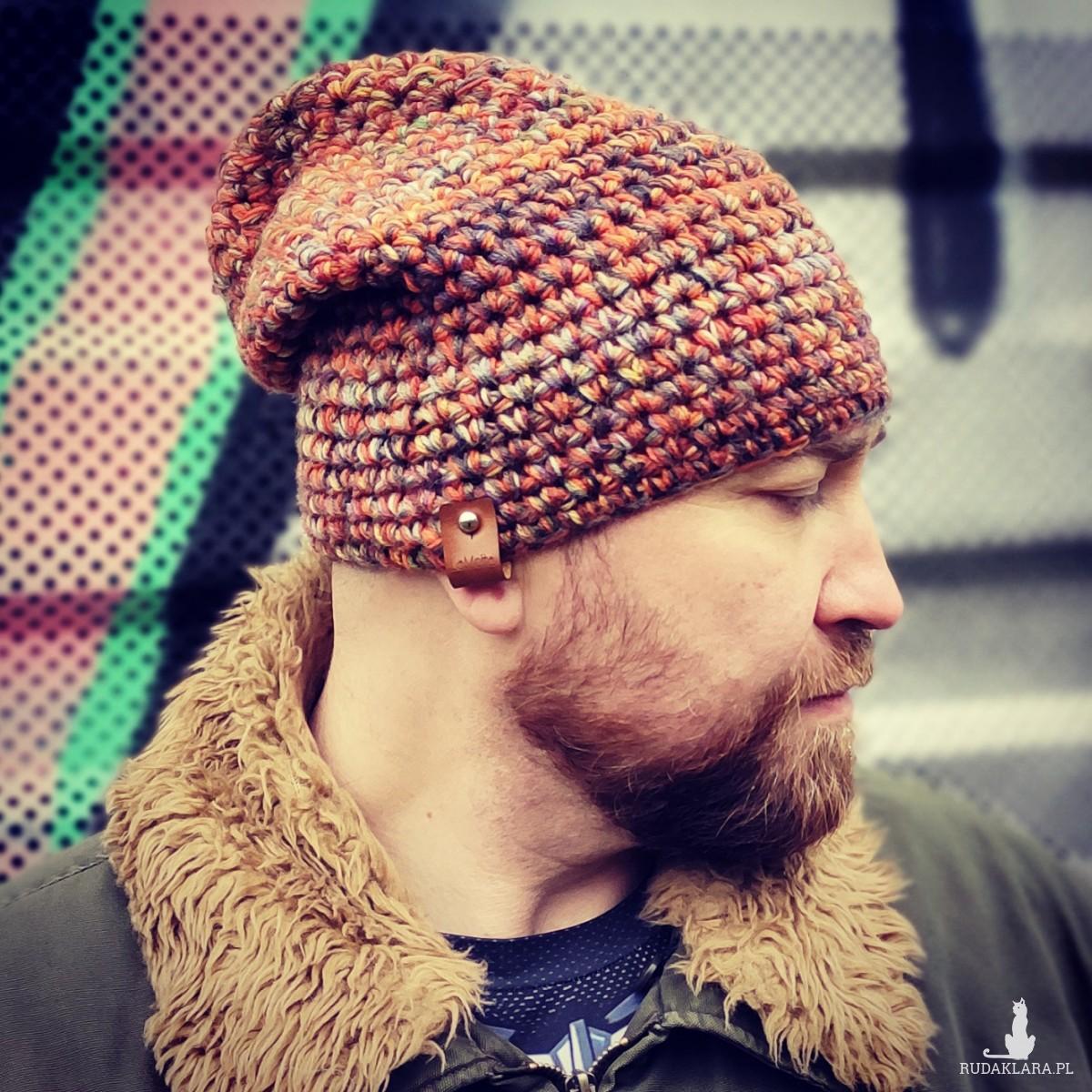 Roman - czapka męska