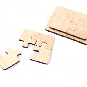 pierwsze puzzle,  Montessori