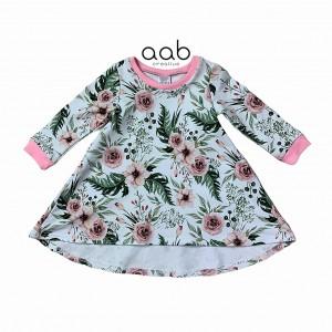 Sukienka rozmiar 74 Różany Ogród (398084)