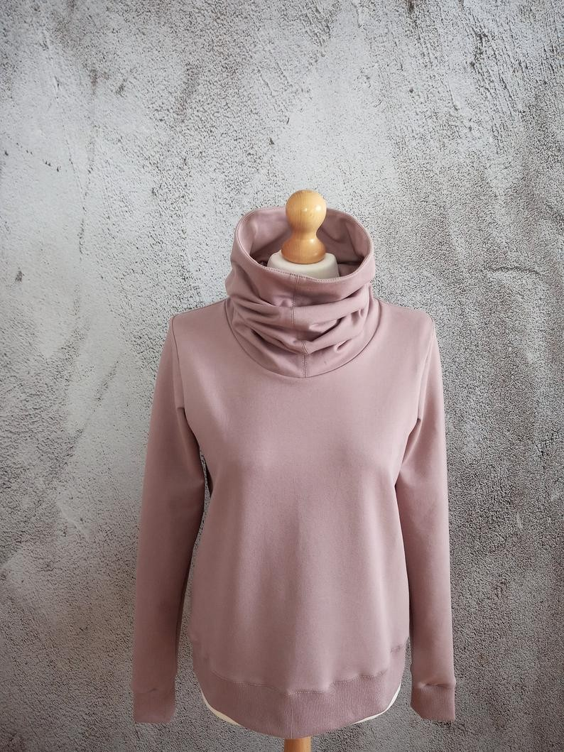 Bawełniana bluza S.