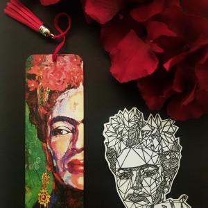 Zakładka do książki Frida