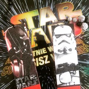 Zakładka do książki Star Wars