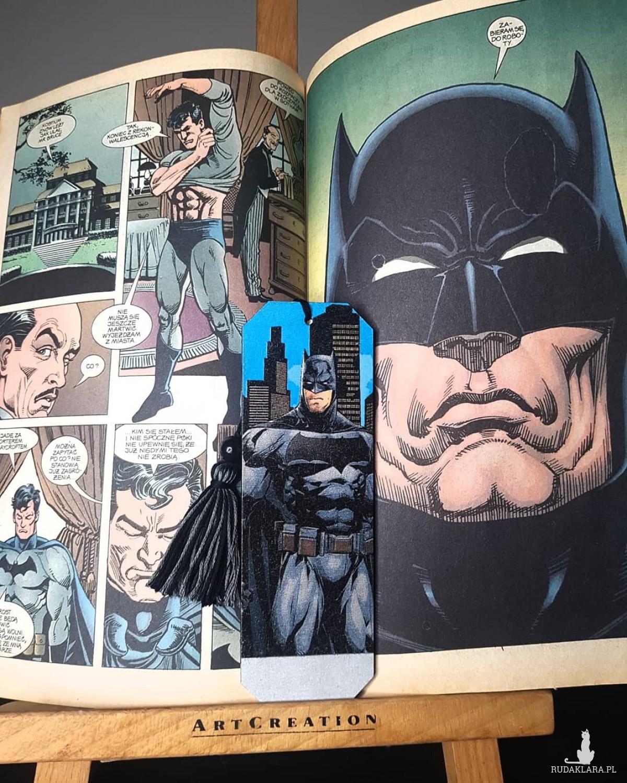 Zakładka do książki Batman