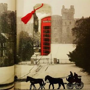 Zakładka do książki Londyn