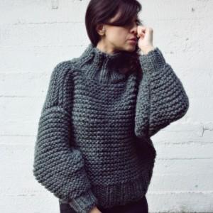 Sweter Alpine Alpaca handmade