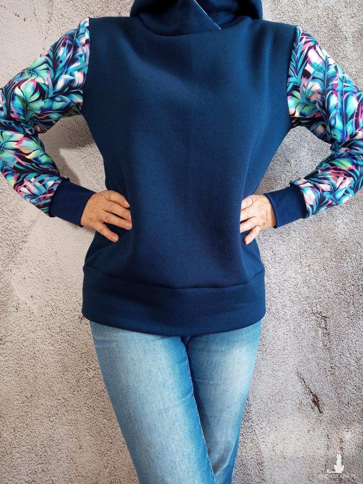 Bawełniana bluza M