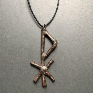 sigil runiczny WUNJO i GEBO