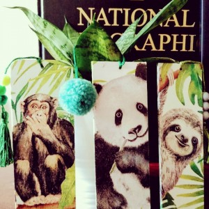 Zakładka do książki Tropicalne zwierzaki