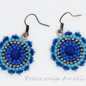 niebieska mandala